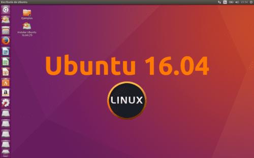 Kernel de Ubuntu 16.04 Xenial Xerus