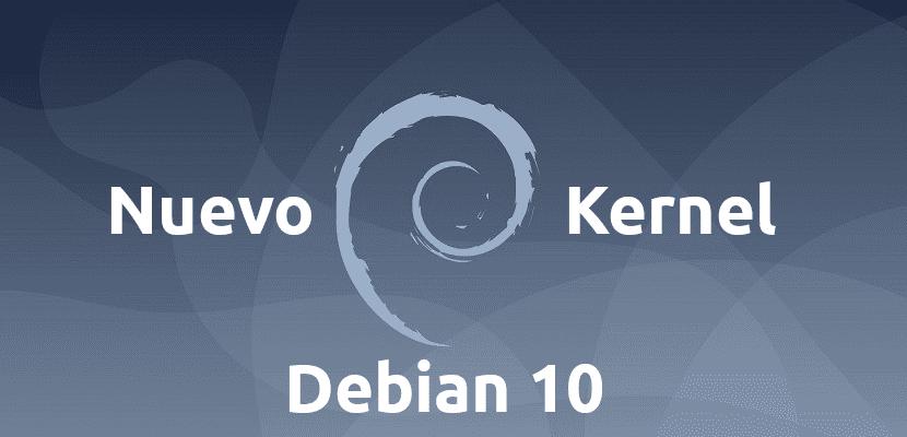Nuevo kernel en Debian 10