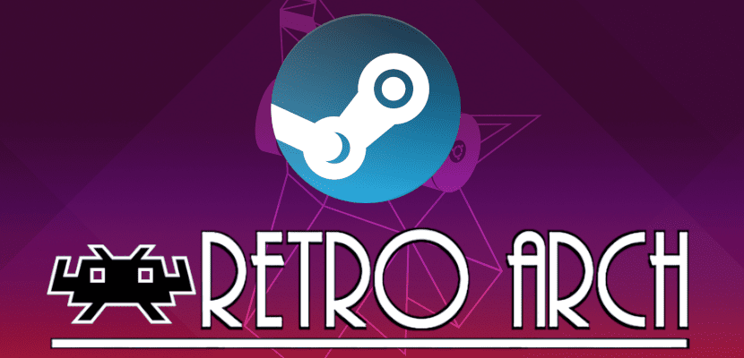 RetroArch en Steam