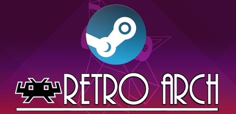 RetroArch en Steam
