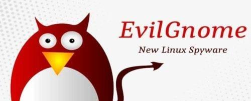 Spyware-EvilGnome