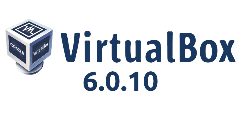 Virtualbox 6.0.10