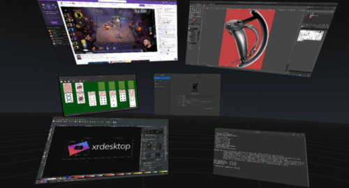 Xrdesktop