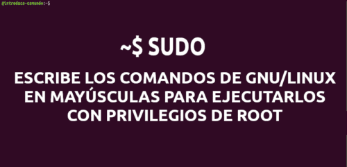 about SUDO