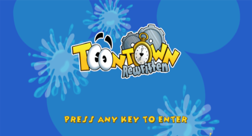 about toontown rewritter