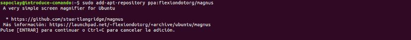 add PPA magnus