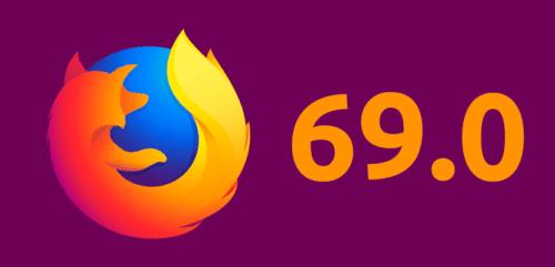 Firefox 69.0