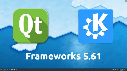 Frameworks 5.61