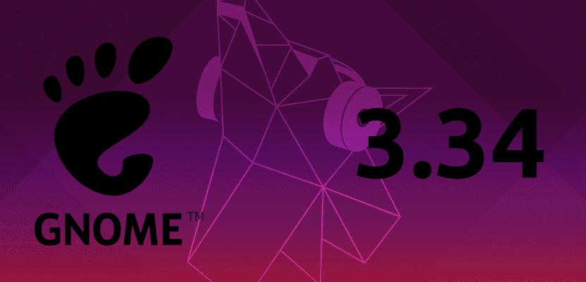 GNOME 3.34