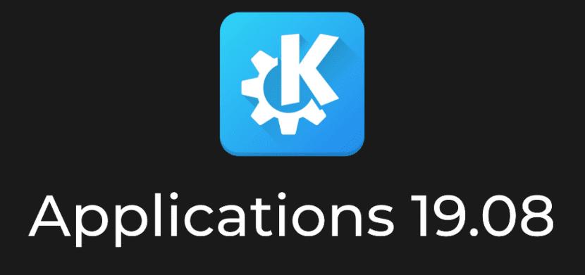 KDE Applications 19.08