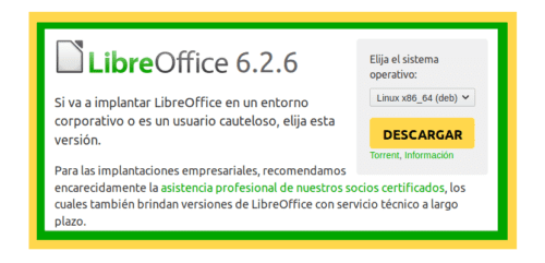 LibreOffice 6.2.6