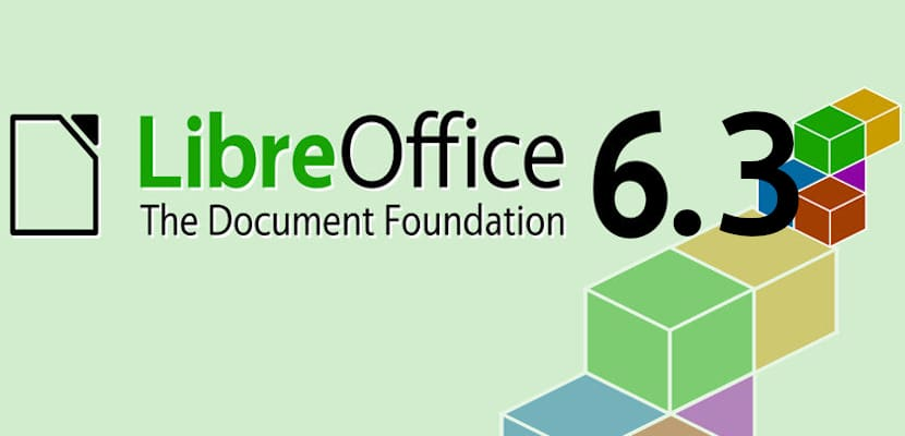 LibreOffice 6.3