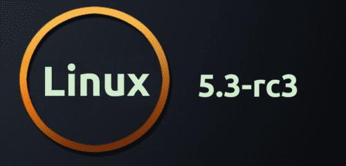 Linux 5.3-rc3