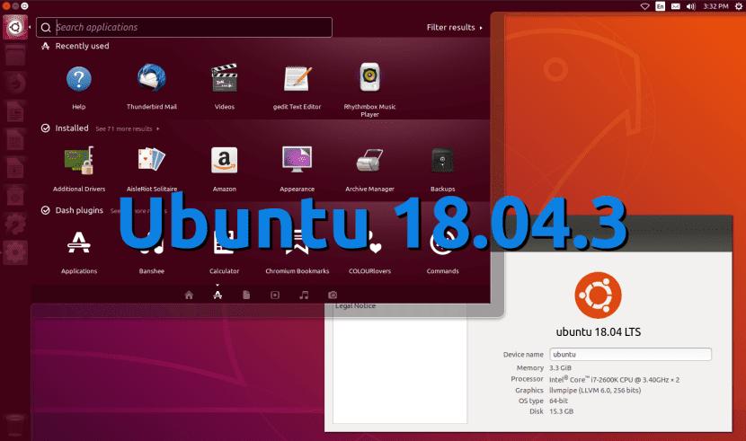 Ubuntu 18.04.3