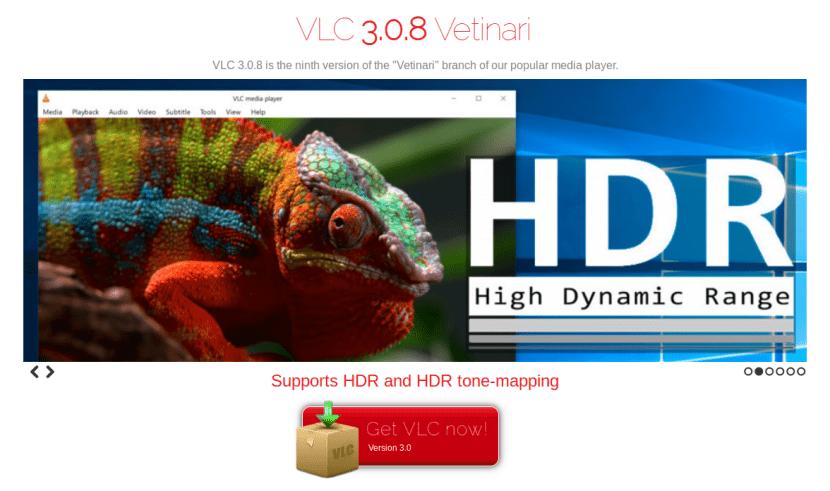 VLC 3.0.8
