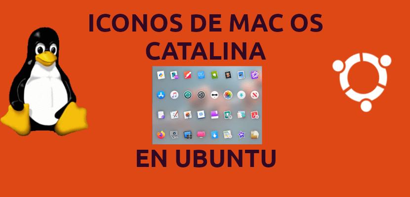 about iconos MacOS catalina en Ubuntu