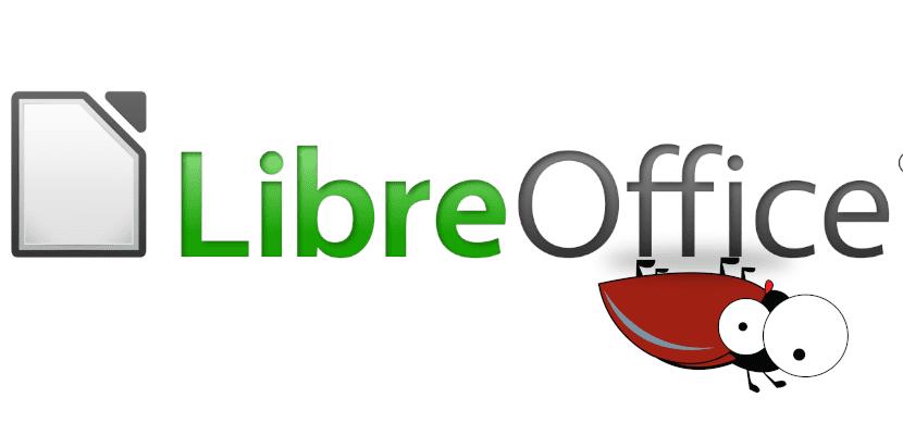 Bug en LibreOffice