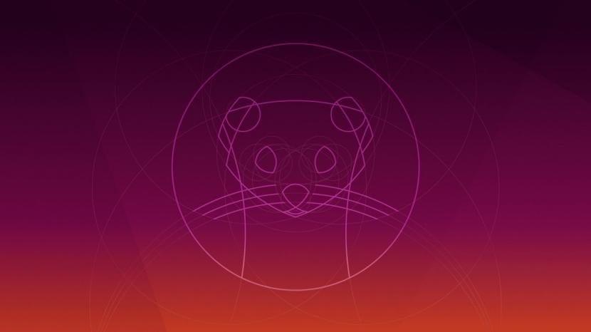 Fondo de pantalla de Ubuntu 19.10 Eoan Ermine