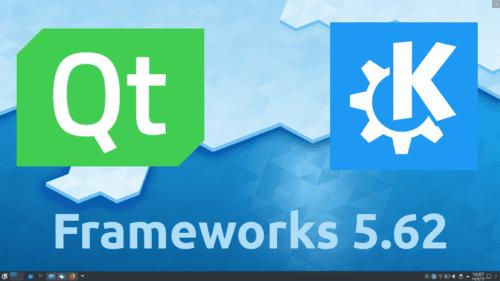 Frameworks 5.62