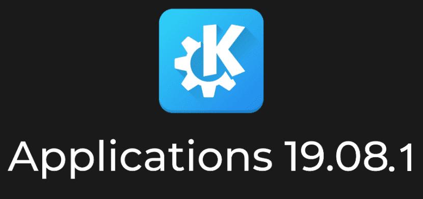 KDE Applications 19.08.1