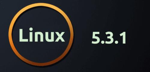 Linux 5.3.1