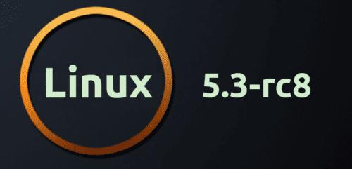 Linux 5.3-rc8