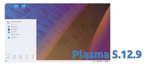 Plasma 5.12.9