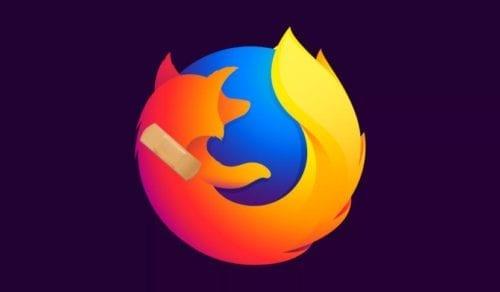 Firefox Reparado