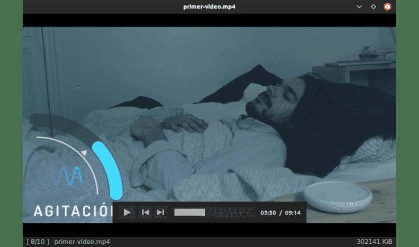 vídeo en qimgv
