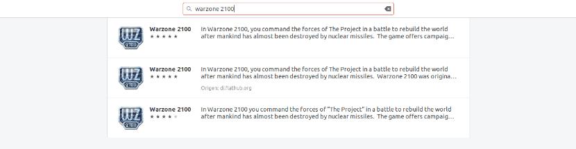 opciones de instalación en Ubuntu de Warzone