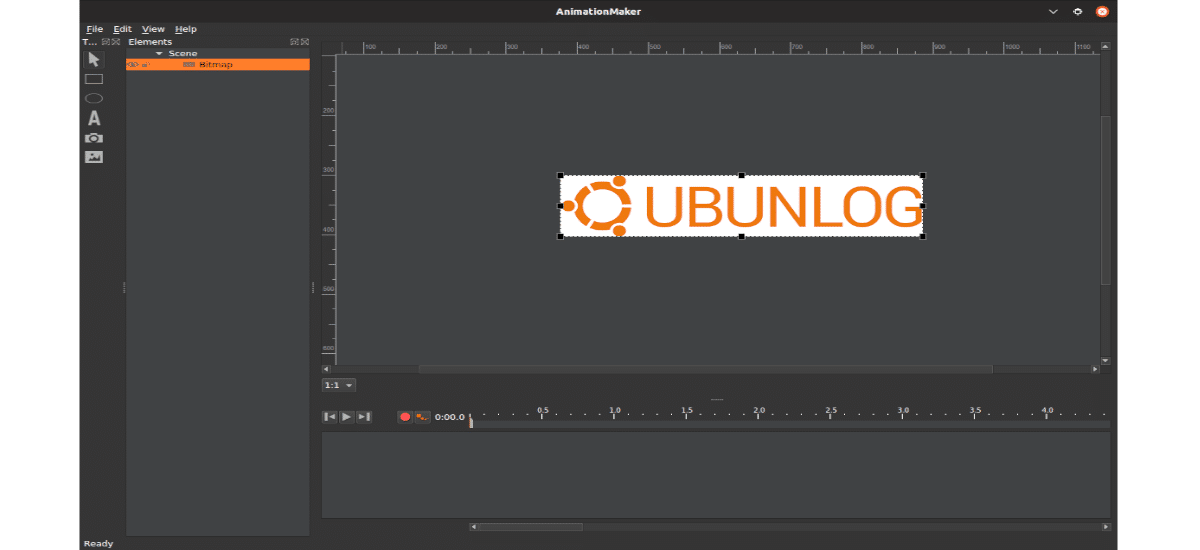 Animationmaker funcionando