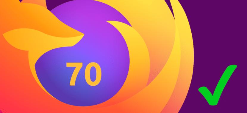 Firefox 70 ok
