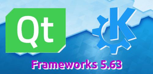 Frameworks 5.63