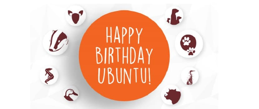Happy Birthday Ubuntu