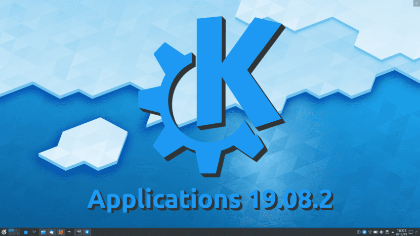 KDE Applications 19.08.2