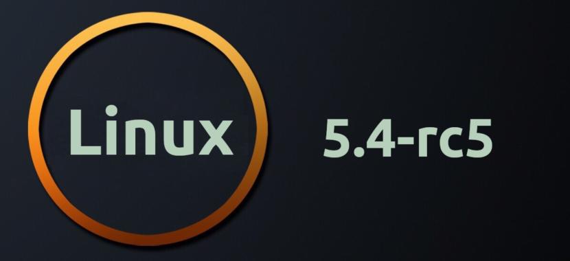 Linux 5.4-rc5