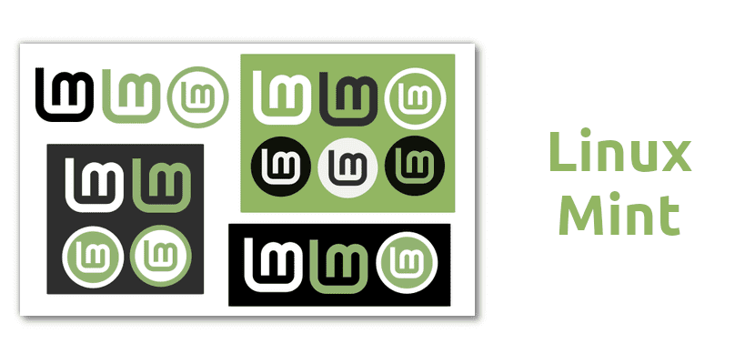 Posibles logotipos de Linux Mint