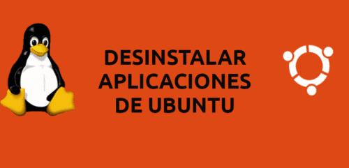 about desinstalar aplicaciones de ubuntu