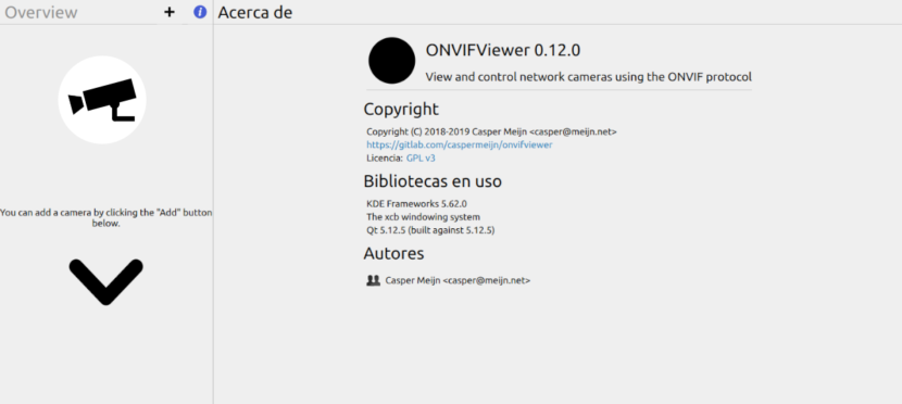 about ONVIFViewer