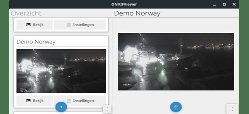 cámara norway ONVIFViewer