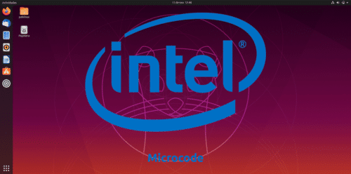 Intel Microcode y otras correcciones en el kernel de Ubuntu