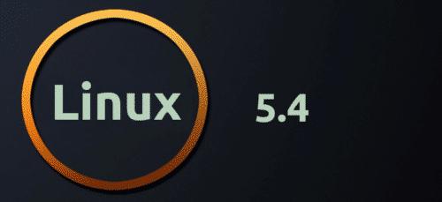 Linux 5.4