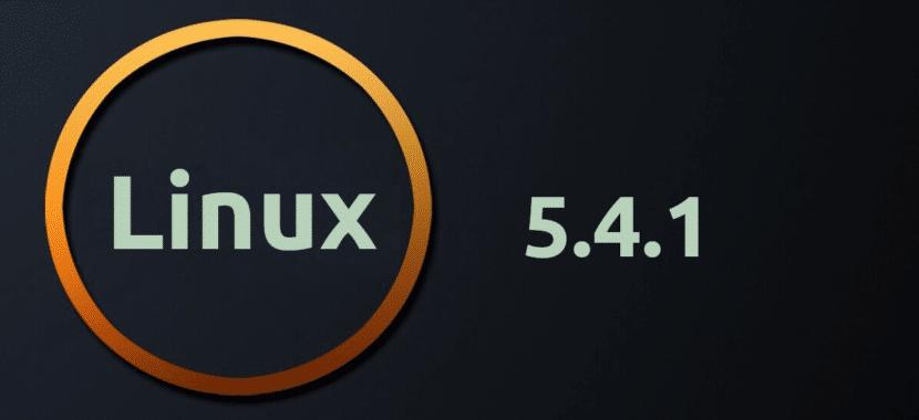 Linux 5.4.1