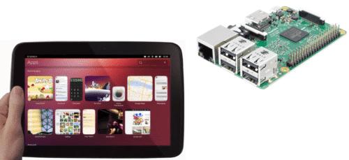 Ubuntu Touch en Raspberry Pi 3