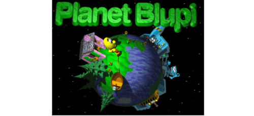 about planet blupi