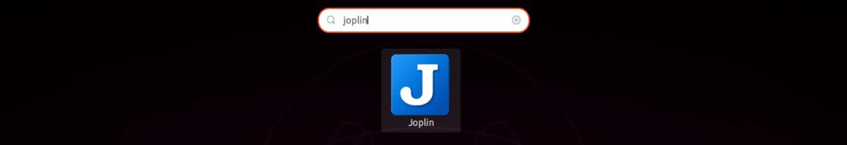lanzador Joplin
