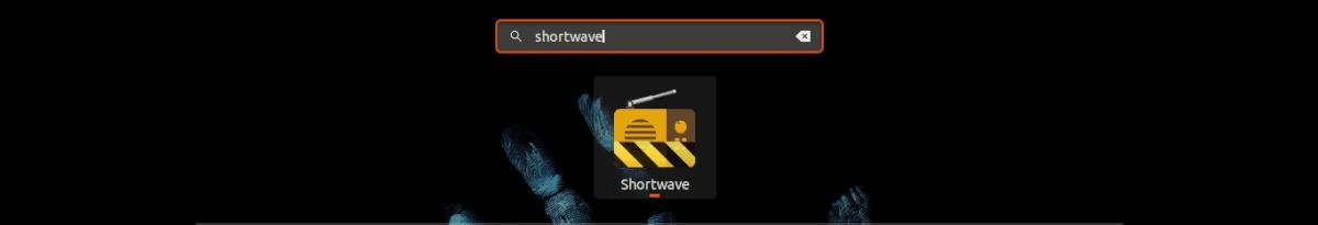lanzador shortwave
