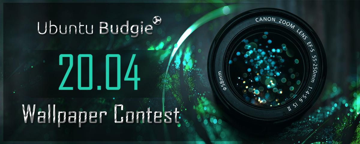 Concurso de fondos de pantalla de Ubuntu Budgie 20.04
