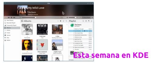 Elisa 19.12.1 de KDE
