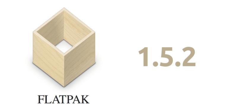 Flatpak 1.5.2